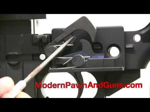 AR15 Trigger: Two Stage vs Single Stage, Geissele and AR-15 Milspec - YouTube