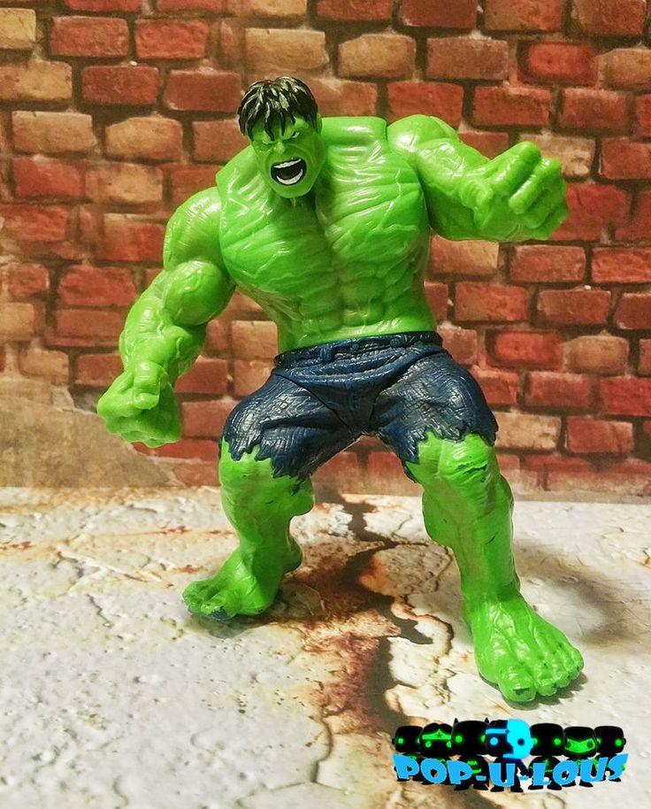 """Marvel Hasbro 5"""" Hulk Action Figure 2008 #Hasbro"""