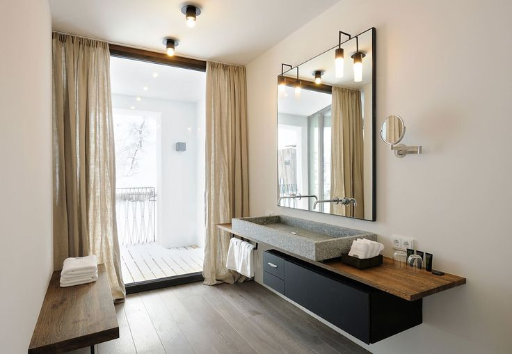 Wiesergut Hotels Hinterglemm, Austria/ GOGL ARCHITECTS