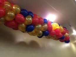 Balloon Drop 100Pro DIY Kit- Included 100 balloons-New Years Eve Decorations Include professional balloon drop net, tabs, Instructions by balloonandpa