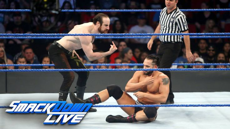 "The spotlight loves TWO WWE SmackDown Live Superstars... Aiden English and ""The Perfect 10"" Tye Dillinger!"