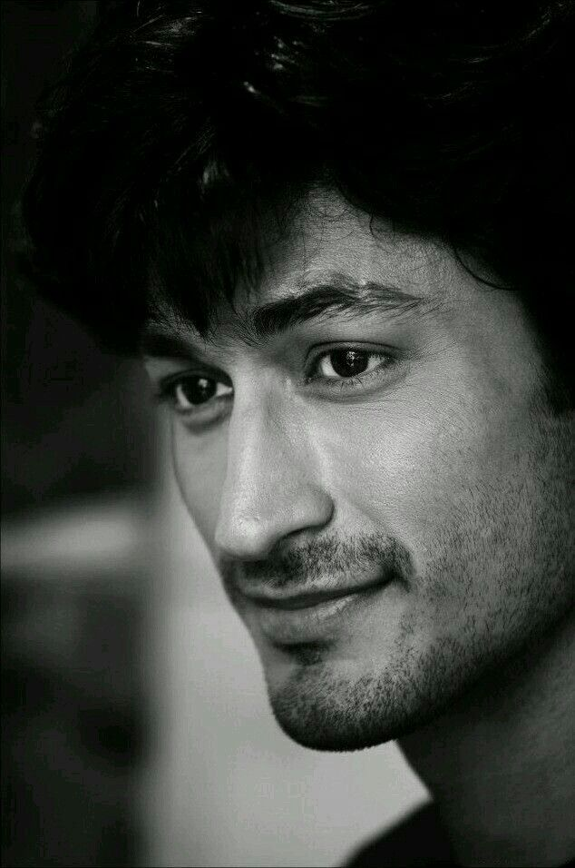 Cute adorable baby face man men vidyut jammwal jamwal