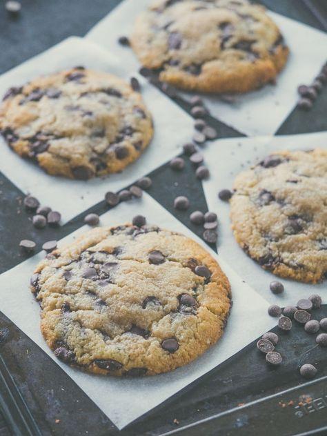 Keto Chocolate Chip Cookies Recipe Food Keto Chocolate Chips