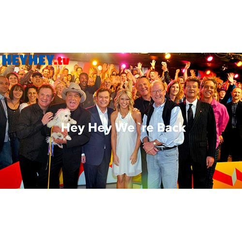 Daryl Somers announces that Australia's favourite variety show, Hey Hey It's Saturday w is making a comeback online.
