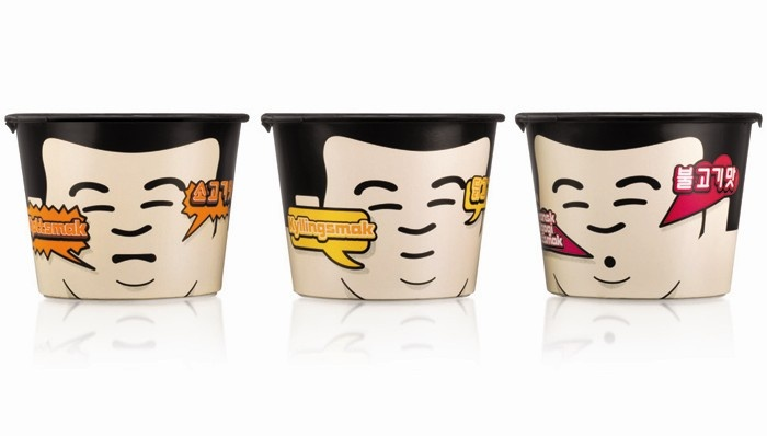 Mr Lee ,Norway's leading noodle brand