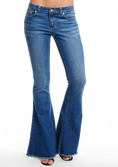 65 best Jeans images on Pinterest | Flare jeans, Jean jean and ...