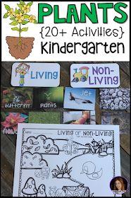#kindergarten #activities #writing #science #lessons