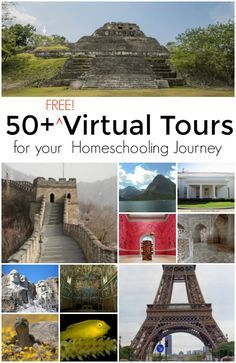 How to Use Virtual Tours for Homeschooling K-12