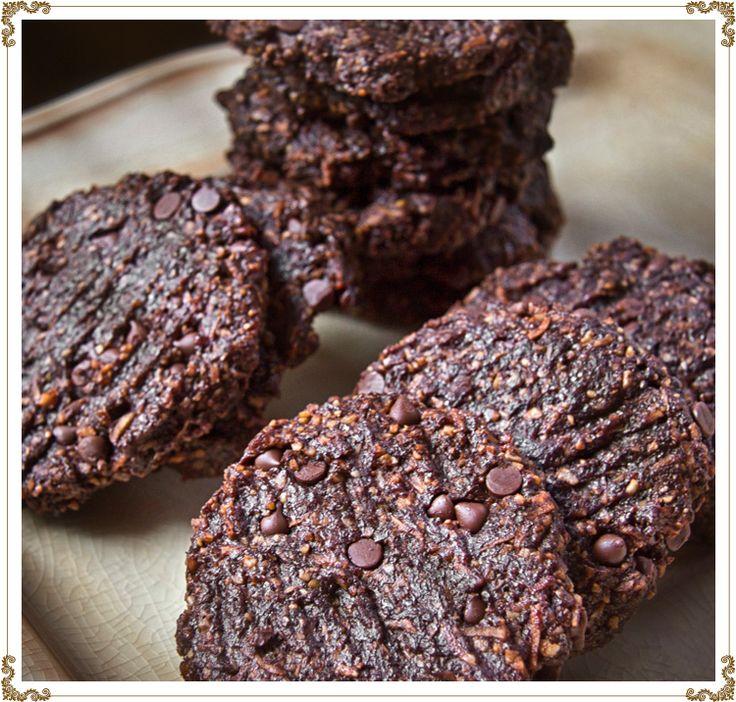 recette d lices sant chocolat et noix de coco sans gluten sans produits laitiers sans. Black Bedroom Furniture Sets. Home Design Ideas