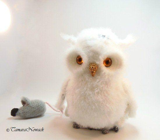 7 besten Owl amig Bilder auf Pinterest   Eulen, Amigurumi und ...