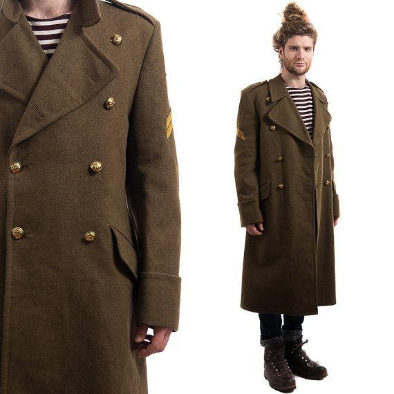 Vintage overcoats