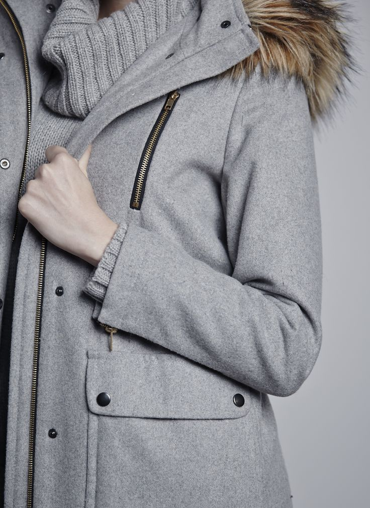 The best thing about Winter is a whole new cold weather wardrobe!  #ChristmasWishes