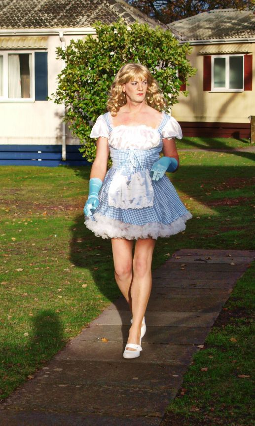 Away with Gina 2011 | xyz | Sissy maid, Sissy boy, Maid dress