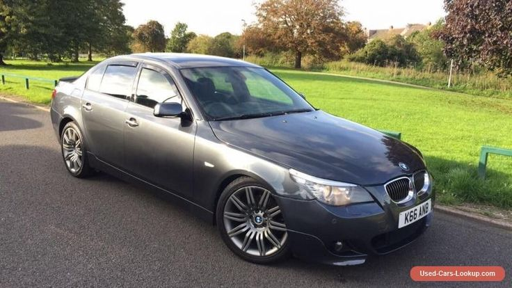 2007 BMW 525D MSport Automatic Grey FACELIFT LCI!! STAGE 2 REMAP 300BHP!! #bmw #525 #forsale #unitedkingdom