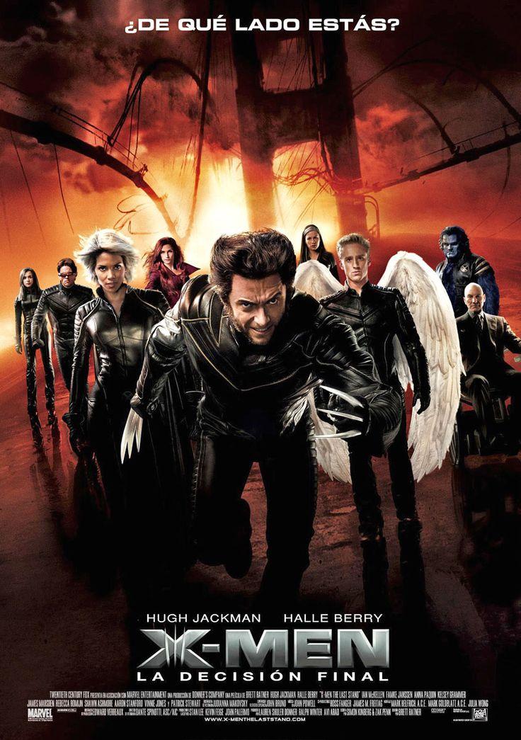 X-men: la decisión final (2006) EEUU. Dir: Brett Ratner. Acción. Ciencia ficción. Aventuras - DVD CINE 1161-III