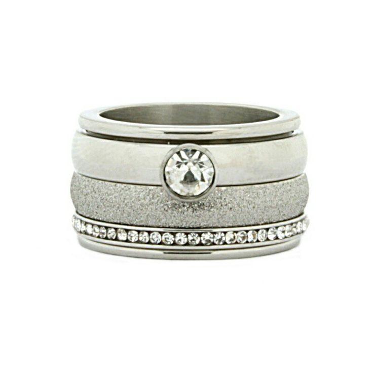 iXXXi stainless steel vulringen
