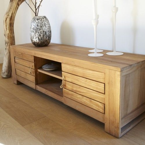 17 best ideas about meuble pour tv on pinterest tv debout meuble tv en bois and meuble tv palette. Black Bedroom Furniture Sets. Home Design Ideas