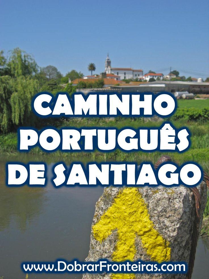 Guia caminho Santiago