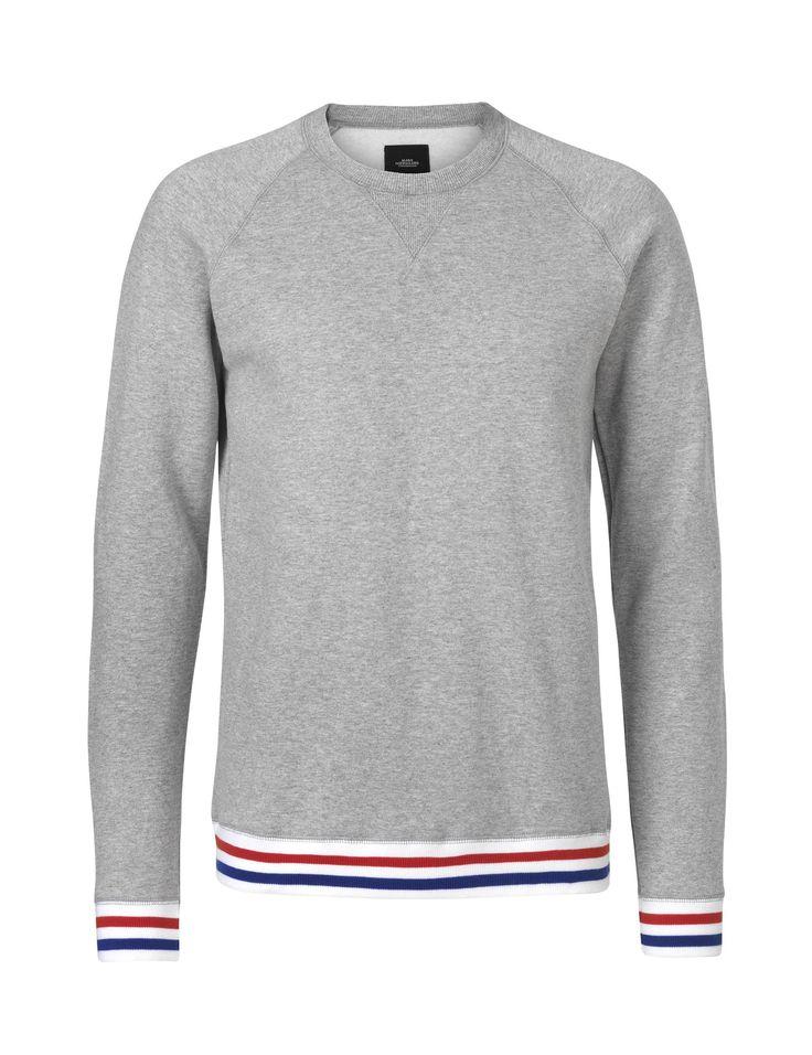 Contrast sweater 650 kr Mads Nørgaard