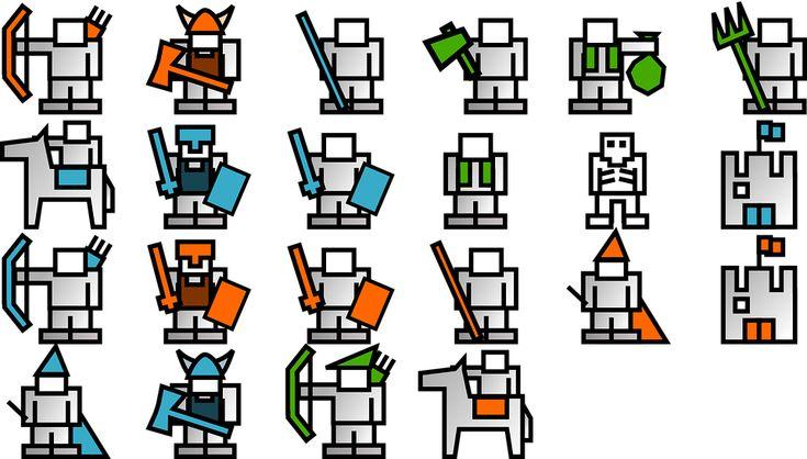 문자, 게임, 게임 조각, 전략, 퍼즐, 놀이, 설정, 컴퓨터, 팀, 장난감, 수집, 경쟁, 요소