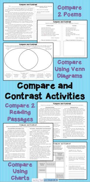 best compare and contrast images fourth grade  61 best compare and contrast images fourth grade teaching reading and teaching ideas