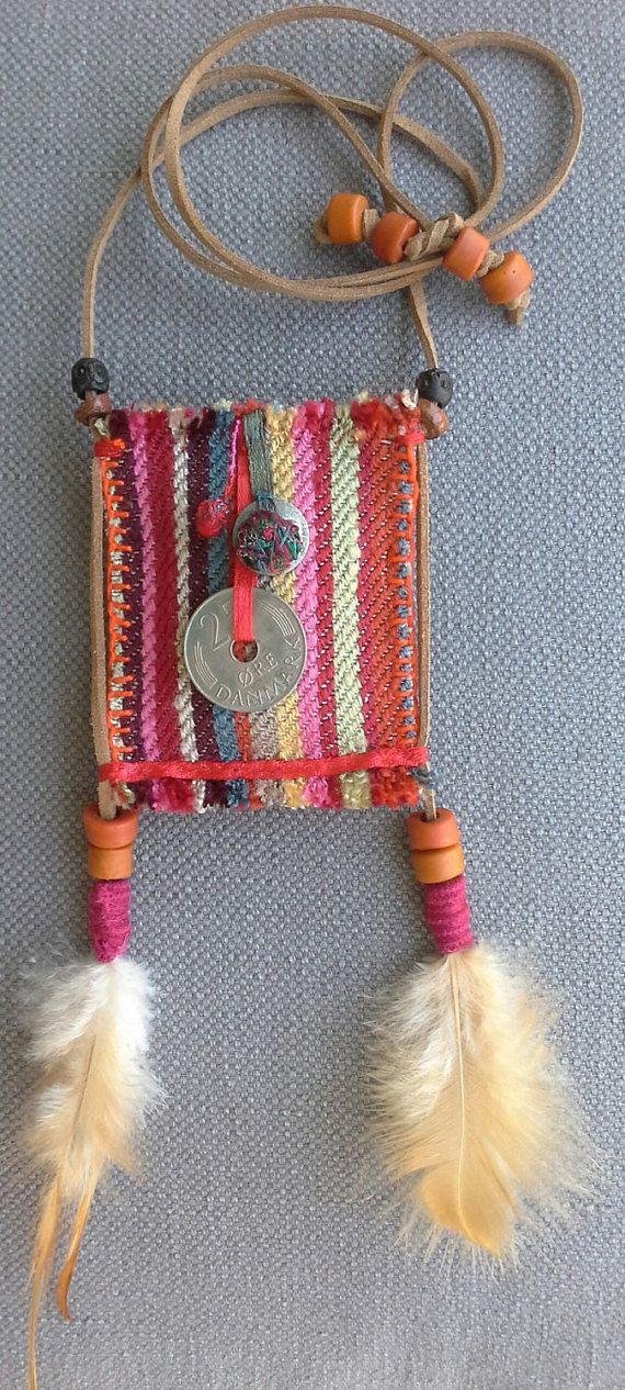 Ethnic bohemian necklace