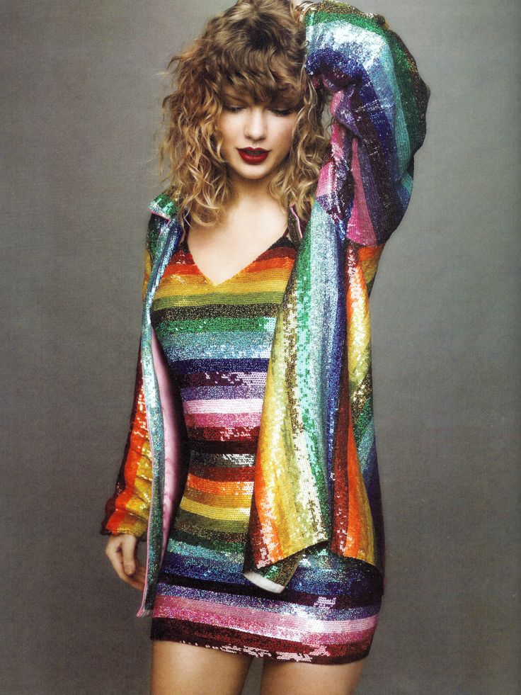 Taylor Swift photographed by Benny Horne for Reputation Vol. 1 & 2