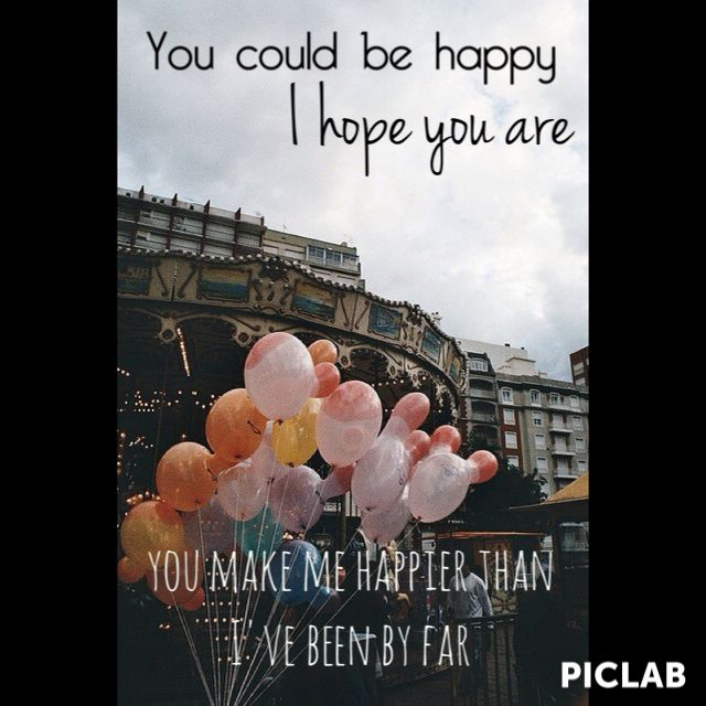 Übersetzung Snow Patrol - You Could Be Happy …