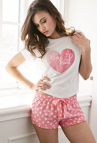 Cute Sexy Sleepwear & Lounge by Forever 21 brought to you by ...