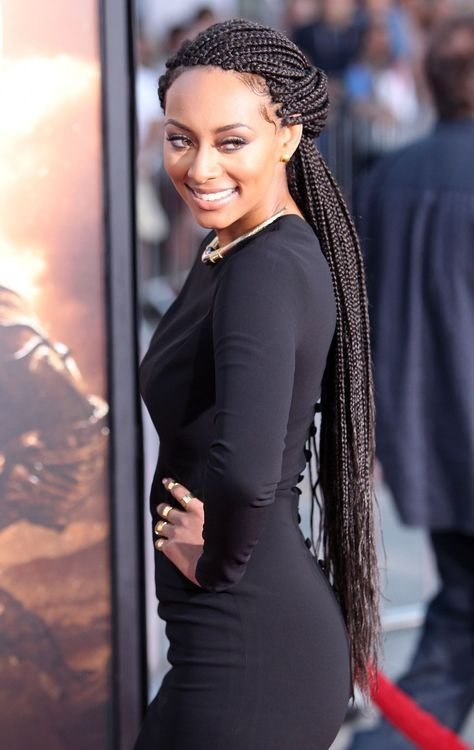 Singer Keri Hilson had the opportunity to showcase her acting skills in a small role in the number one film in America, Riddick.In the movie, starring the sexy Vin Diesel, Hilson plays a pris…