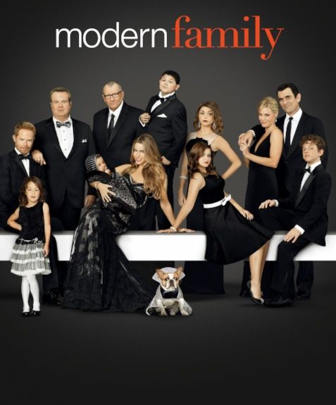 Modern Family - Watch Full TV Episodes Online - WATCHABC.com- Networks: American Broadcasting Company-Writers: Christopher Lloyd, Steven Levitan, Danny Zuker, More. I think this show is just so hilarious because their family is sort of like mine except none of my family is gay.( Not to be rude or anything)