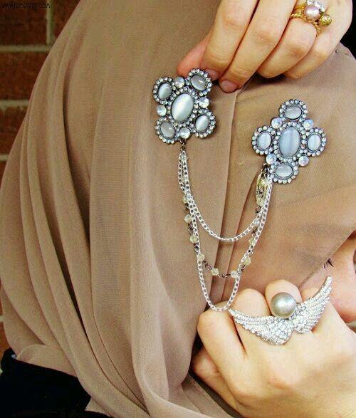 Asesories hijab
