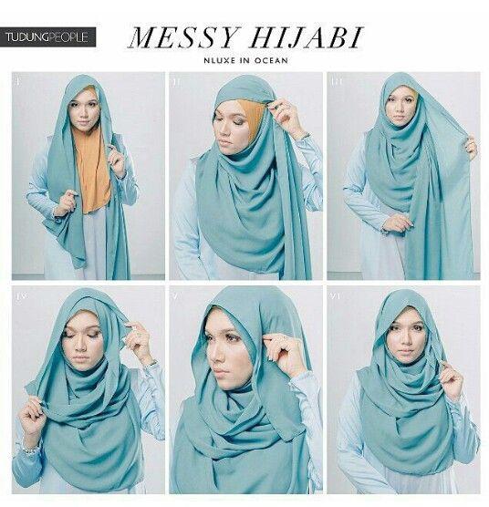 Hijabi style by TudungPeople