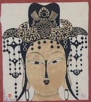 Yoshitoshi Mori, Head of Buddha