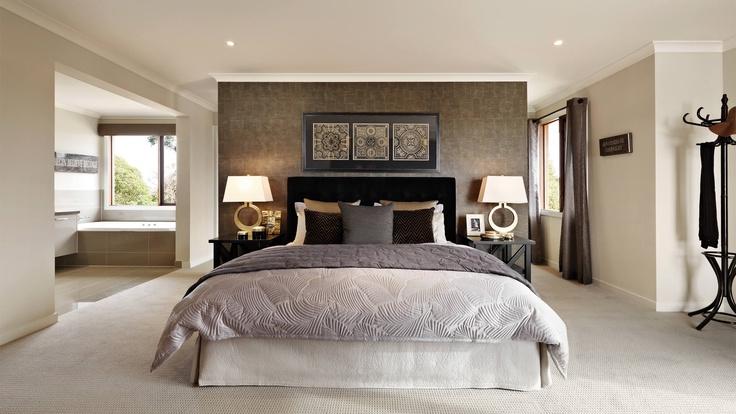 Barwon master bedroom