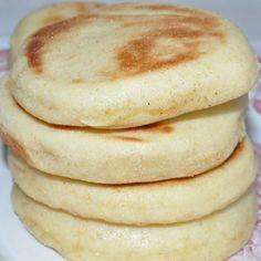 32 Batbout   Pain marocain cuit à la poêle