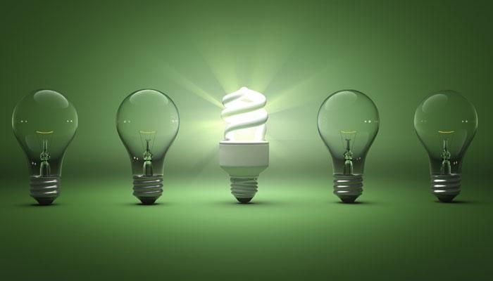 Go green! Go LED!