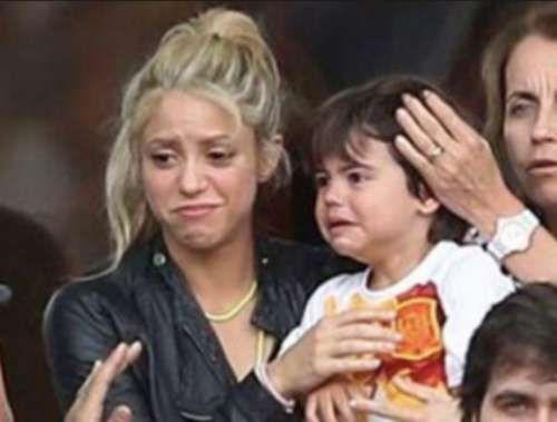 Enferma, con deudas y peleada con Piqué, la muerte sacude a Shakira