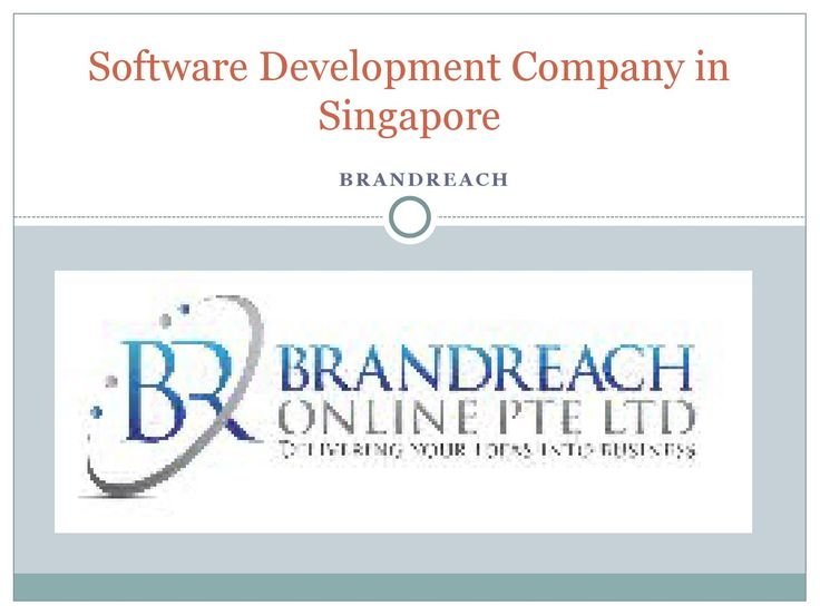 Develop of update your software from best software development company Singapore with great benefits.