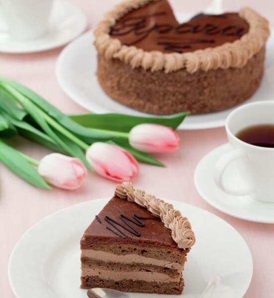 Простой и вкусный рецепт приготовления торта Прага в ...