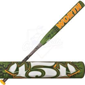 2013 Worth 454 Mutant Slowpitch Softball Bat
