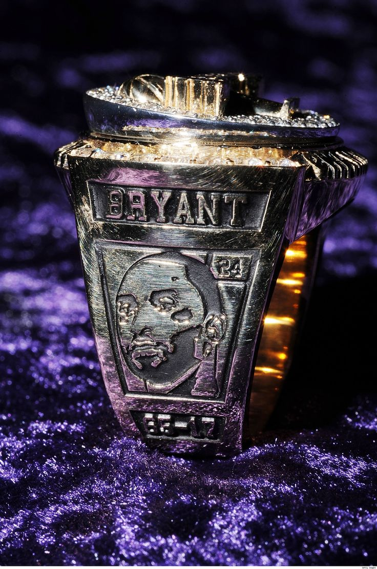 kobe bryant rings - Google Search