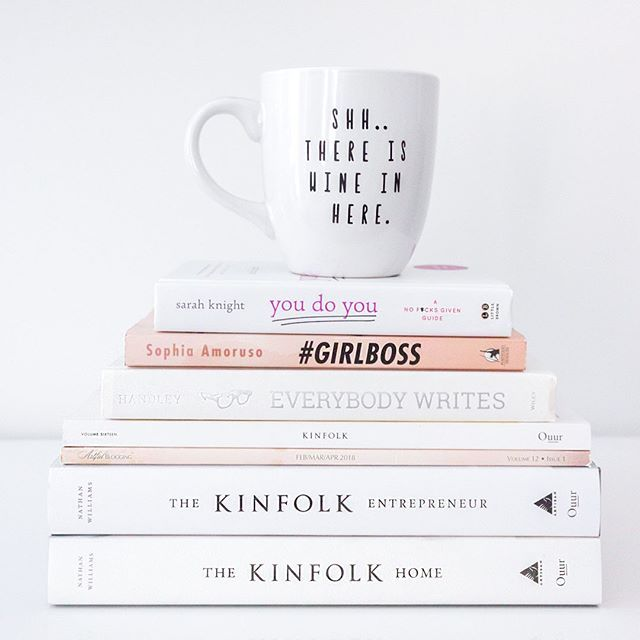 On top of all the work research and planning there is always a cup of coffee or wine... What book have you picked up lately? These are some of our favourites!  . . . #designerlife #creativeagency #marketing #socialmediamarketing #contentcreation #branding #brandIdentity #beingbossclub #creativepreneur #creativeentrepreneur #lovebeingboss #socialmediaconsultant #socialmediamanagement #socialmediaaddict #creativeagency #growyoursocial #communityovercompetition #createcultivate…