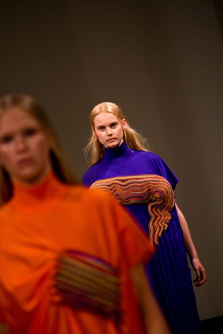 Just Pleat It, Design: Hanna Freese. Photo: Sampo Axelsson