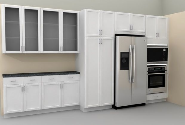 Adding Ikea Kitchen Cabinets Spend Less Via Suitable Set Up