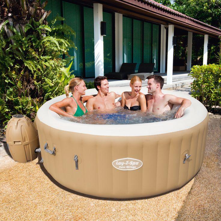 Die besten 25+ Whirlpool kaufen Ideen auf Pinterest Heizung - outdoor whirlpool garten spass bilder