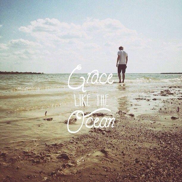 *Graça como um oceano* #Godlovesme