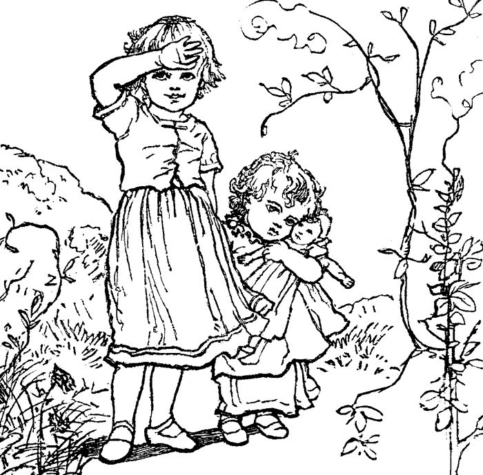kids domain christmas coloring pages - photo#6