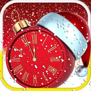 Che La Vita Continua: Christmas Clock Countdown Timer