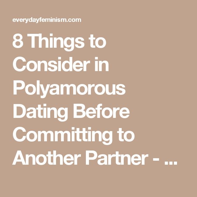 how to find polyamorous partners
